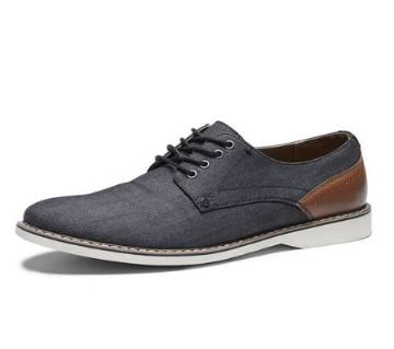 Denim Hi-Neck Shoes For Men