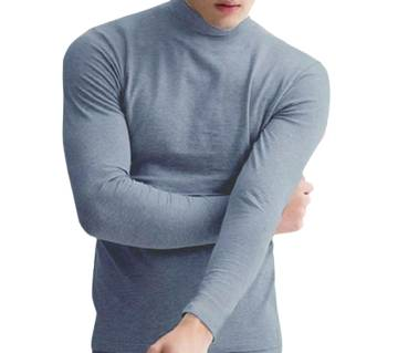 Gents Full Sleeve High-Neck Cotton Sweater