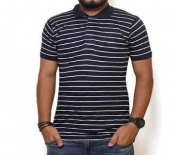 Gents Half Sleeve Cotton Polo Shirt
