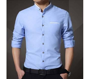 Gents Full Sleeve Formal Cotton Shirt