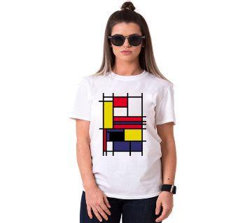 Kronenbourg Ladies Half Sleeve Cotton T-Shirt