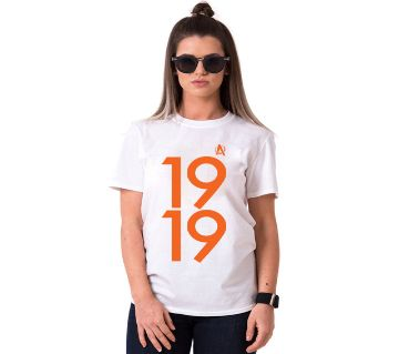 Nerd Alert Ladies Half Sleeve Cotton T-Shirt