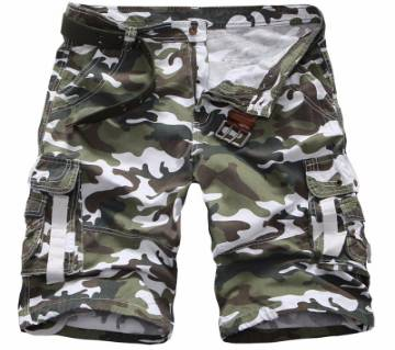 Army Two Quarter Pants for Men