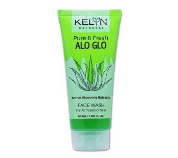 Aloe Glo Face Wash  50ml INDIA