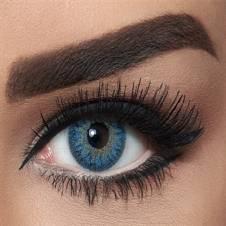 Bella Contact Lenses Natural Blue