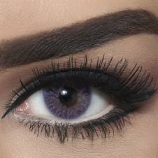 Bella Contact Lenses Natural Violet
