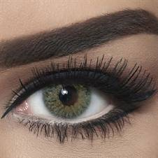 Bella Contact Lenses Natural Green