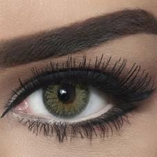 Bella Contact Lenses Contour Green
