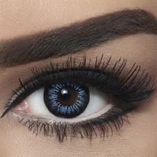 Bella Contact Lenses Snow White Blue