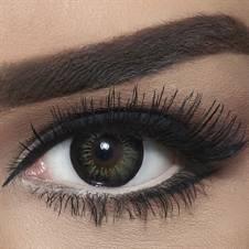Bella Contact Lenses Snow White Green