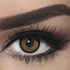 Bella Contact Lenses Highlight Cool Hazel