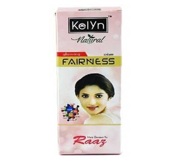 Natural Fairness Cream (Women) - India