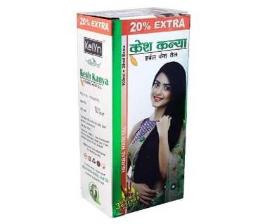 Kelyn Natural Kesh Kanya Herbal Hair Oil 120ml India