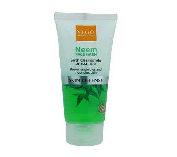 VLCC Neem Face Wash with Chamomile and Tea Tree -100ml India