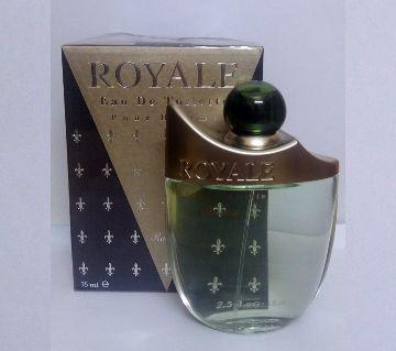 Rasasi ROYALE MEN perfume  75ml - UAE