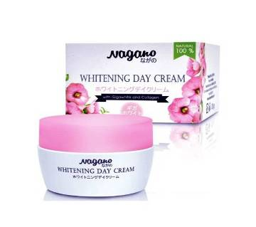NAGANO WHITENING DAY CREAM 30ML JAPAN