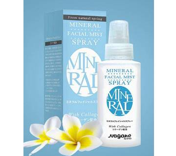 NAGANO MINERAL FACIAL MIST SPRAY 100ML JAPAN