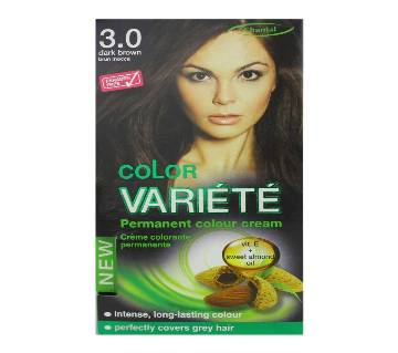 CHANTAL VARIETE COLOR PROFESSIONAL PERMANETNT HAIR DYES/CREAM COLOR