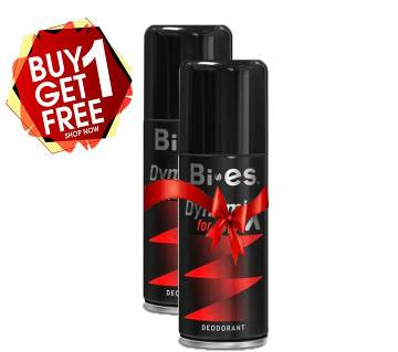 Bi-es Deodorant DYNAMIX CLASSIC  MENS PERFUME 150ML-Poland(Buy 1 Get 1)