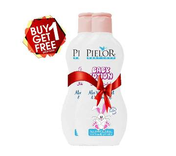 PIELOR BABY LOTION(Buy1 get 1)-200ML Turkey