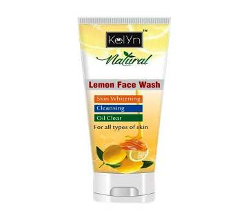 Kelyn Natural Face Wash-Lemon 50g India