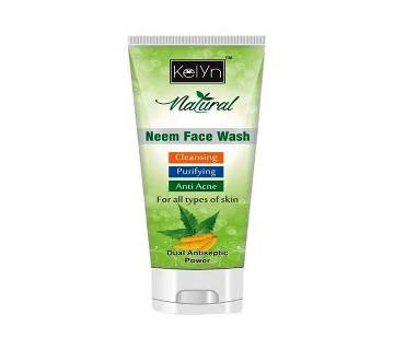 Kelyn Natural ফেস ওয়াস - Neem 50ml India