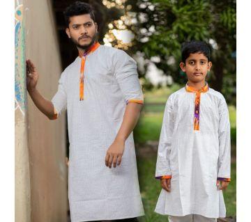 Boishakhi Family Collection - Father/Son