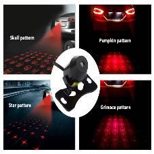 Car/Bike Laser Fog Light Lamp