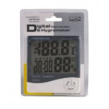 Digital Room Thermometer & Hygrometer weather