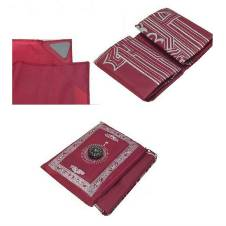 Pocket jainamaj with compus