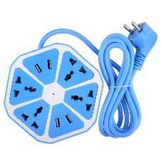 Multiplug with 4 port usb