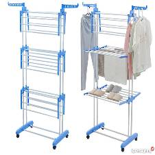 Three Layer Cloth Rack