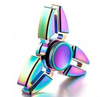 Metal fidget spinner