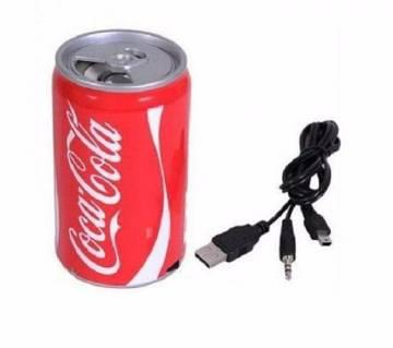 Coca Cola Can Design USB Speakers