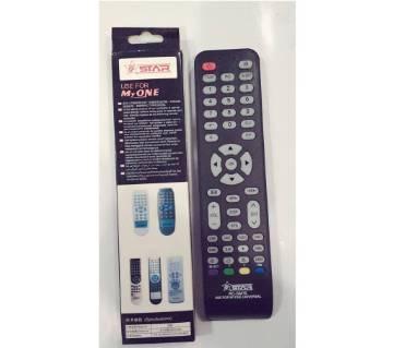 Myone tv remote control