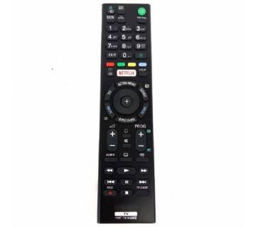 Sony Netflix 3D LCD/LED Smart TV remote