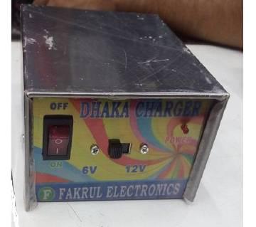 6v/12v battery charger