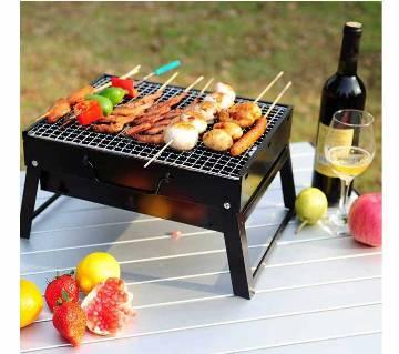 portable BBQ gril set koyla