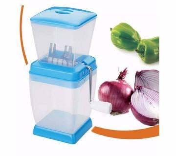 Multifunctional onion chopper