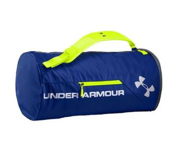 Under Armour Storm Bag- Blue and Yellow