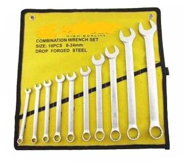 Combination Wrench set (8-24mm)