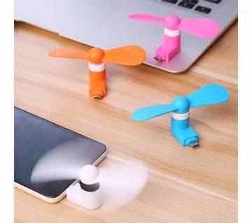 মিনি USB OTG ফ্যান 1pc