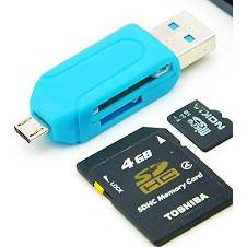 smart OTG card reader