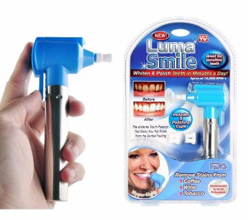 Luma Smile Teeth Polish & Whitening Kit