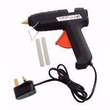 hot melt glue gun with stick