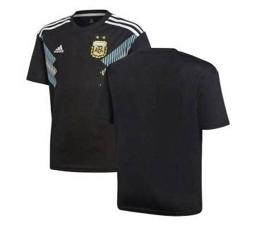 World Cup 2014 Argentina Long Sleeve Away Jersey