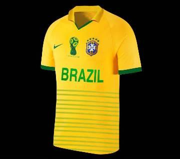 World Cup Brazil Home Jersey 2018 Copy