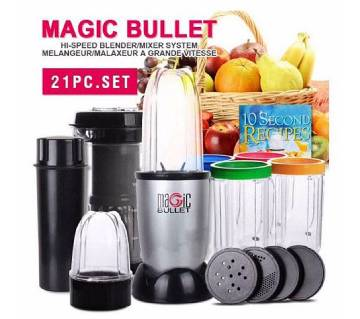 Magic Bullet Blender-21 pc