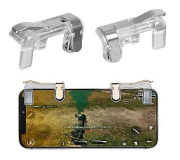 Pair Of PUBG Trigger for any Smartphone