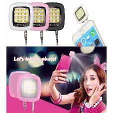 selfie flash light - 1 pcs